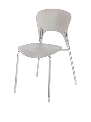 Contemporary Home Set Silla 4 Uds. Lolli Gris