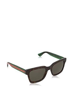 Gucci Gafas de Sol 0001S_003 (52 mm) Marrón