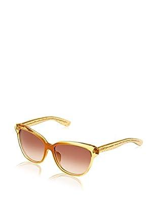 Bottega Veneta Sonnenbrille B.V.191/F (56 mm) honig/karamell