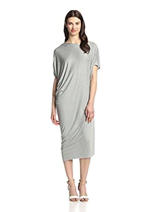 Whim Women's Asymmetric Drape Dress
