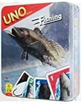 Fishing Uno in Tin Box