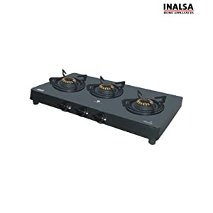 Inalsa Spark 3B Gas Stove