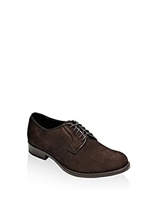 British Passport Zapatos derby Plain
