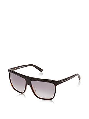 Trussardi Sonnenbrille 12801 (58 mm) dunkelbraun