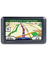 "Garmin Nuvi 780 Portable GPS Vehicle Navigation System w/ 4.3"" LCD Widescreen (0100065705) BeanBag 2GB SD BigVALUEInc Accessory Saver Bundle + MORE"