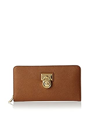 Michael Kors Cartera Hamilton Lg Zip Around
