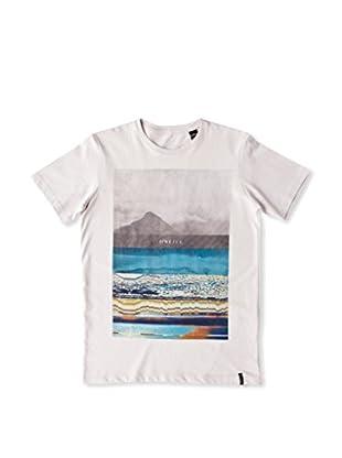 O´Neill Camiseta Lb Glitch S/Slv (Hueso)