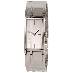 Esprit Houston Water Resistant Analog Silver Dial Women's Watch