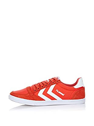 Hummel Sneaker Slimmer Stadil Low (koralle)