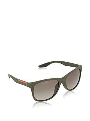 PRADA SPORT Gafas de Sol PS 03OS UBW4M1 55 (55 mm) Verde
