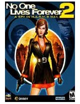 No One Lives Forever 2: A Spy in Harm's Way (Mac)