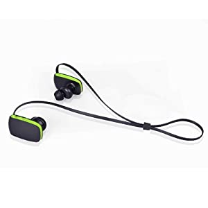 Corseca Bluetooth Stereo Headphone with Mic, Black
