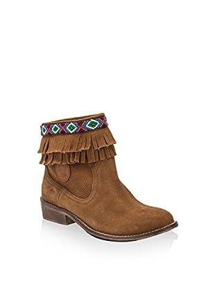 Pepe Jeans Cowboy Boot Bowie Fringes