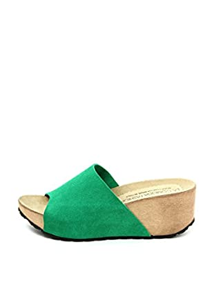 La Comoda Sandalias Yolanda (Verde)