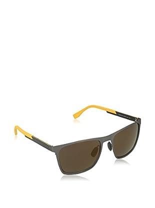 BOSS Sonnenbrille 0732/SHJKCU57 (57 mm) metall