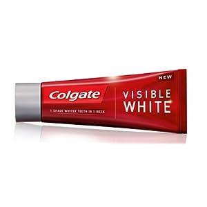 Colgate Visible White Whitening Toothpaste
