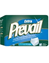 Prevail Disposable Protective Underwear - XL (56 Count)