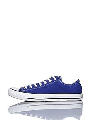 Converse Zapatillas All Star Ox Canvas (Azul Eléctrico)
