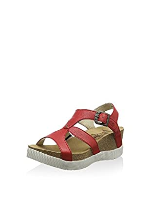 Fly London Sandalias de cuña Weil670fly