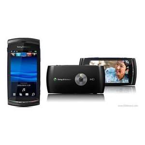 Sony Ericssion Vivaz Smartphone-BLACK