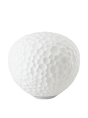 Artemide Tischlampe Meteorite 48 weiß