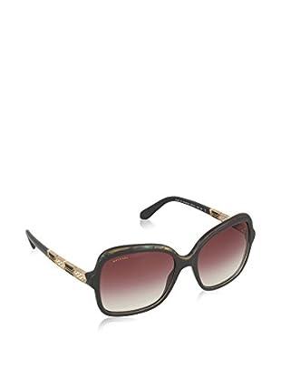 Bulgari Gafas de Sol MOD. 8181B (56 mm) Antracita / Rosa