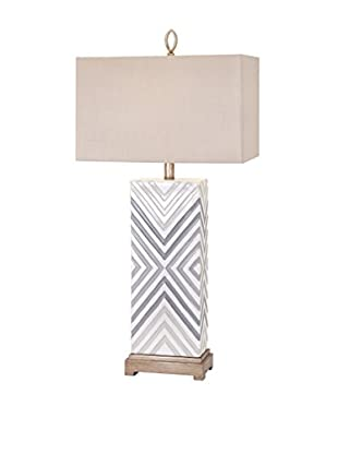 Lillian Table Lamp, Multi