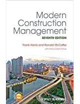 Modern Construction Management 6Ed (Paperback 2013)