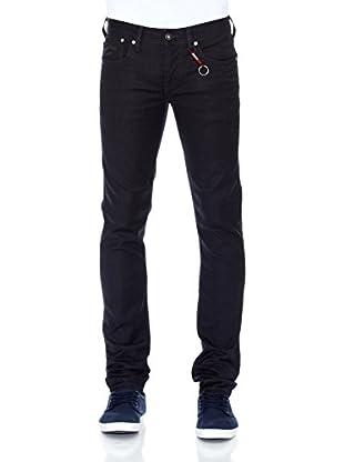 Pepe Jeans London Vaquero Hatch (Negro)