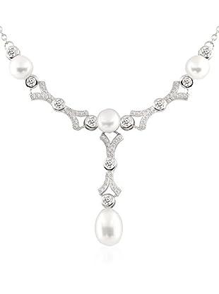 Bella Pearls Conjunto de cadena y colgante