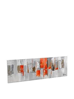 Korb Lienzo Design Naranja/Taupe