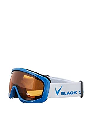 Black Crevice Skibrille blau