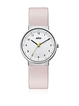 Braun Reloj de cuarzo Unisex Bn0031Whlpkl 33 mm