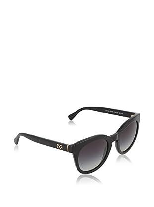 DOLCE & GABBANA Sonnenbrille 4249 schwarz