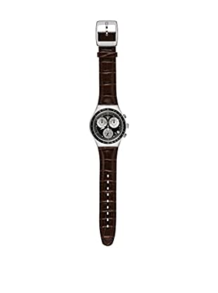 Swatch Quarzuhr Man Unisex Mocassin 40 mm