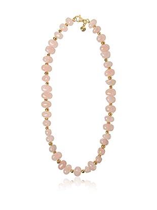 ETRUSCA Halskette  rosa