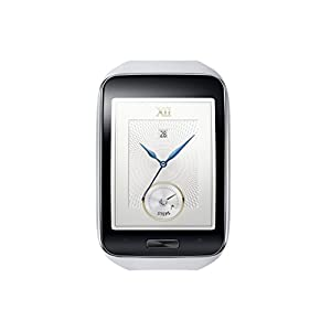 Samsung Gear S (Pure White) with SIM Card
