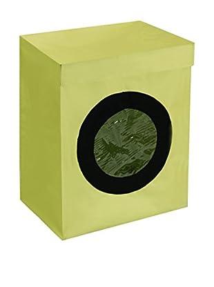 Zings Wäschekorb grün