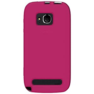 Amzer AMZ93368 Case Cover for Lumia 710-Pink