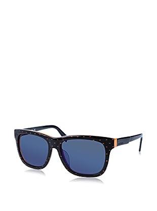 Diesel Sonnenbrille 136 (56 mm) schwarz/orange
