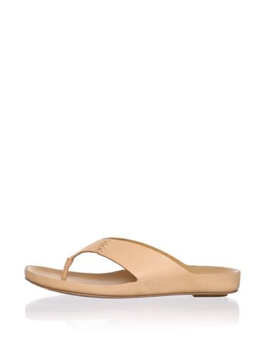 Kork-Ease Women's Rachel Flip Flop (Natural)