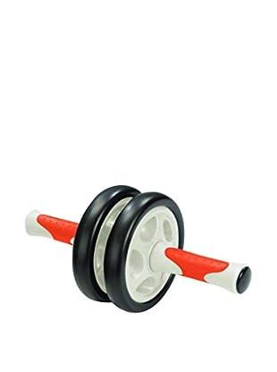 GYMLINE Trainingsrad  schwarz/rot/weiß