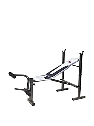High Power Panca Fitness HPBENCH560 Bianco/Antracite