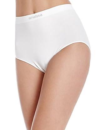 ANAISSA 3tlg. Set Damenslips Bikini Microfibra Sin Costuras
