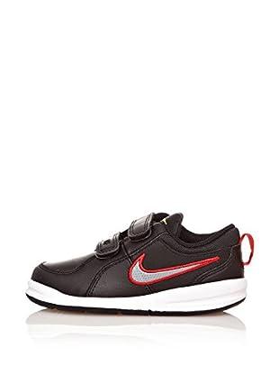 Nike Zapatillas Pico 4 (Tdv) (Negro / Gris)