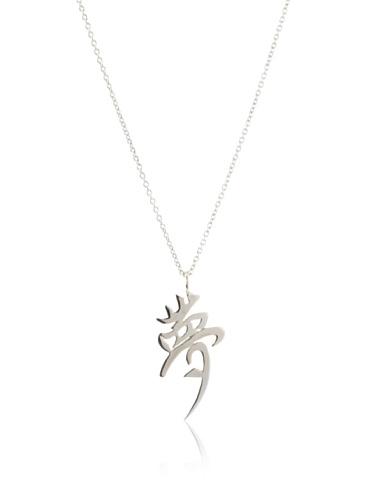 Catherine Angiel Dreams Symbol Tattoo Pendant Necklace