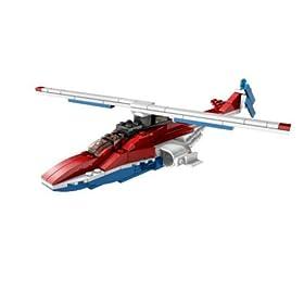 レゴの飛行機、ジェット機