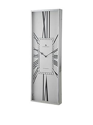 Braid Concept Wanduhr metall