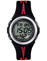 Sonata Super Fibre Digital Grey Dial Mens Watch - NF7965PP02J