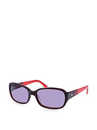 Lacoste Sonnenbrille L784S (56 mm) granatrot